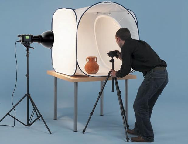 Cách chụp ảnh sản phẩm