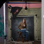 Hướng dẫn sử dụng đèn trong studio