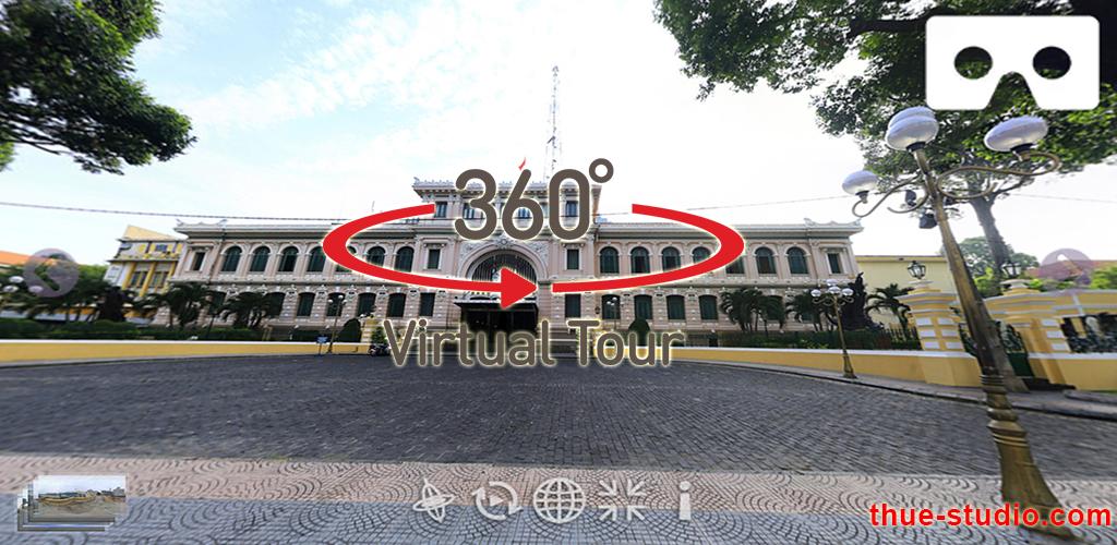 chụp hình 360 panorama