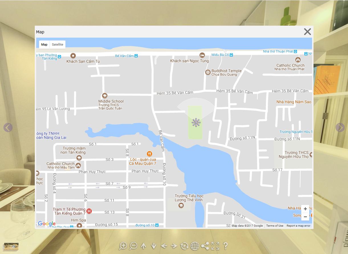 Chụp hình 360 độ google maps