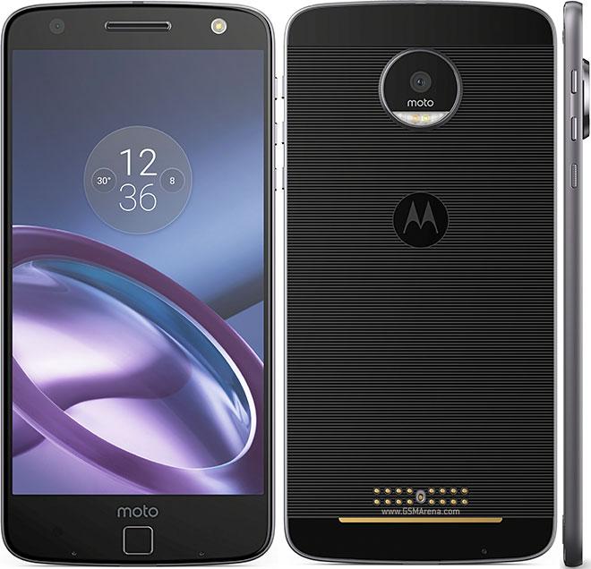 điện thoại chụp hình đẹp nhất hiện nay Motorola Moto Z