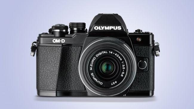 máy ảnh Olympus OM-D E-M10 Mark III