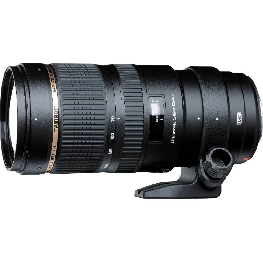 ống kính tamron SP 70-200mm f/2.8 Di VC USD