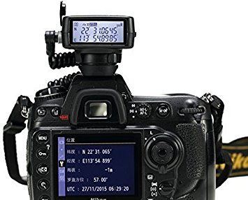 phụ kiện máy ảnh nikon Solmeta GMAX GPS