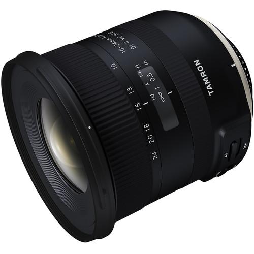 ống kính tamron 10-24mm f3.5-4.5 Di II VC
