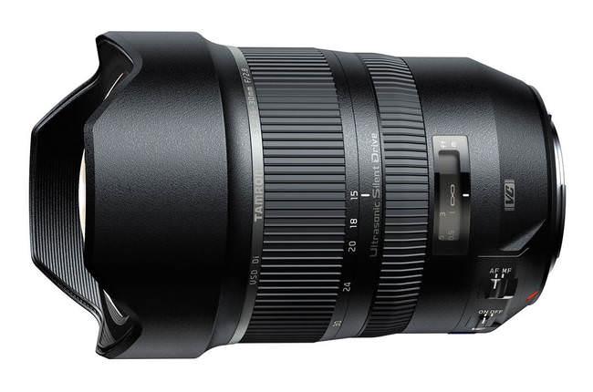 ống kính tamron 15-30