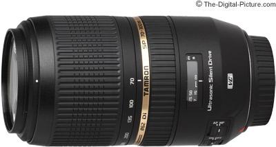 ống kính tamron 70-300