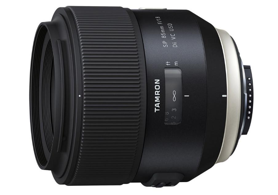 ống kính chụp chân dung Tamron 85mm f/1.8 Di VC USD