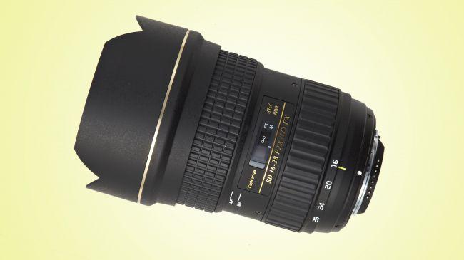 Ống kính góc rộng tokina AT-X-16-26