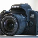 Đánh giá Canon 800D