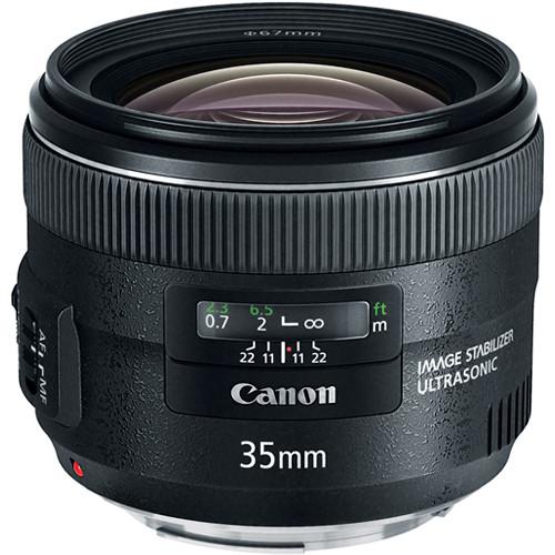 ống kính chụp chân dung canon 35mm f2