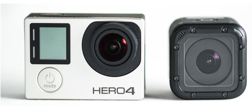Camera hành trình gopro hero 4