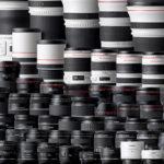 Ống kính máy ảnh Canon nào phổ biến, lựa chọn ống kính