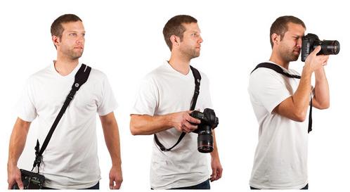 phụ kiện máy ảnh dây đeo chéo