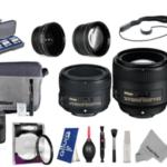 Phụ kiện máy ảnh Nikon những phụ kiện tuyệt vời cho DSLR Nikon