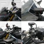 Camera hành trình xe máy hướng dẫn lắp camera đúng cách