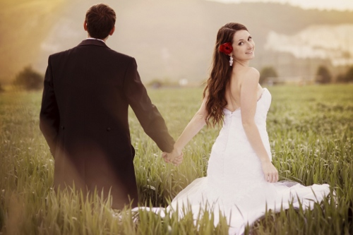 Các kiểu chụp ảnh cưới đẹp