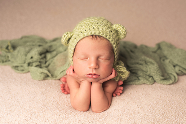 Chụp ảnh trẻ sơ sinh