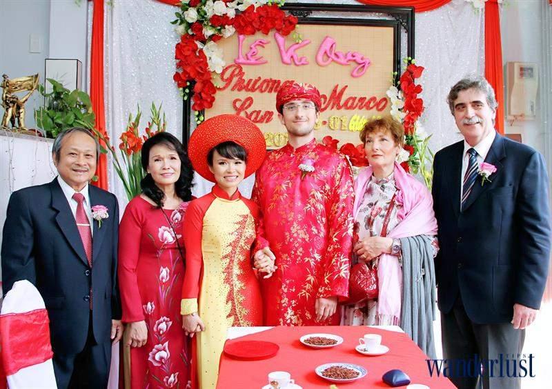 thợ chụp ảnh cưới truyền thống
