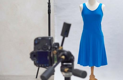 Chụp ảnh quần áo bán hàng online
