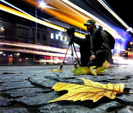 Cách chụp ảnh ban đêm