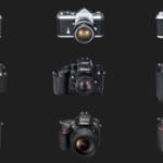 Các điểm mốc Nikon Kỷ niệm 100 năm