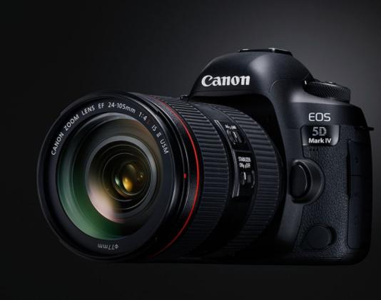 máy ảnh tốt nhất Canon EOS 5D Mark IV