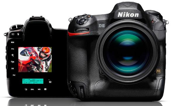 máy ảnh full frame nikon d5