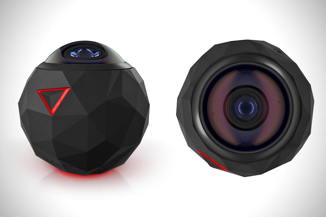 máy chụp hình 360 độ 360fly 4K