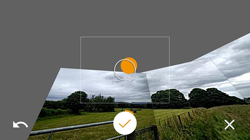 Cách chụp ảnh 360 cho điện thoại