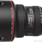 7 Ống kính góc rộng máy full frame Canon tốt nhất