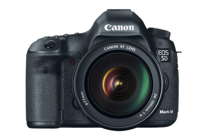 máy ảnh Canon EOS 5D Mark III