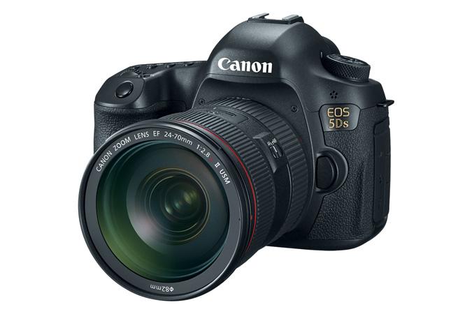 máy ảnh full frame Canon EOS 5DS