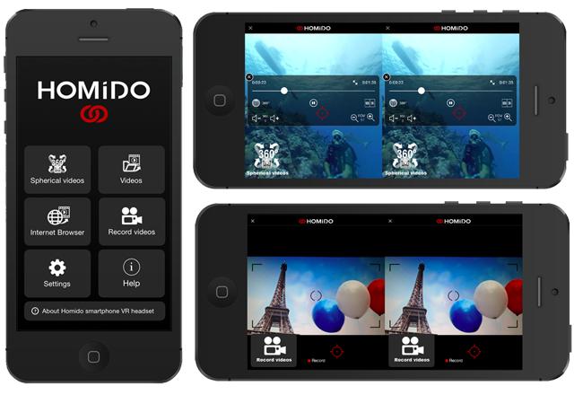 Ứng dụng xem video 360