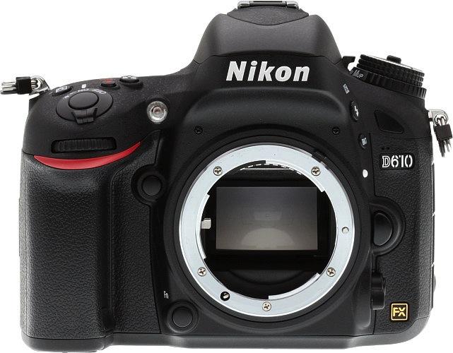máy ảnh full frame Nikon D610