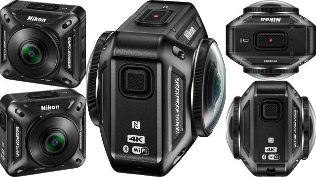 máy ảnh Nikon KeyMission 360