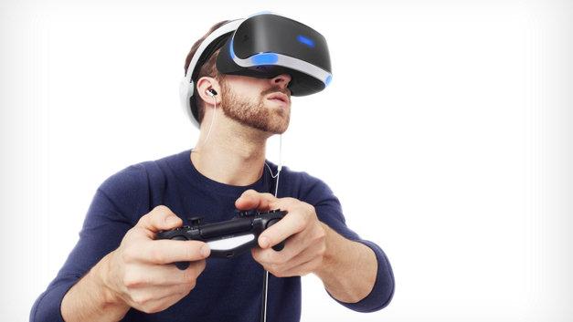 kính thực tế ảo PlayStation VR