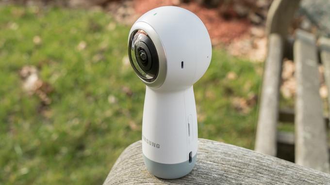 máy chụp hình 360 độ Samsung 360 Gear