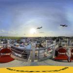 Hướng dẫn cách chụp ảnh 360 độ panorama