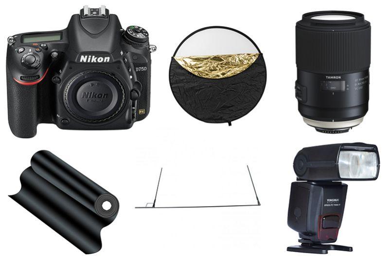 Máy ảnh chụp hình sản phẩm