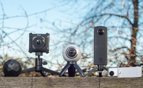 Máy chụp hình 360 độ