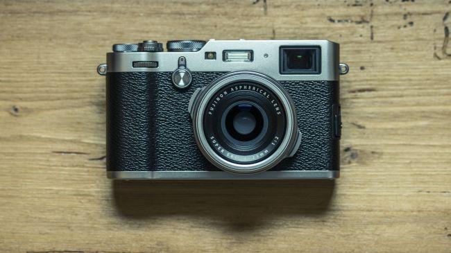 máy ảnh compact Fujifilm X100F