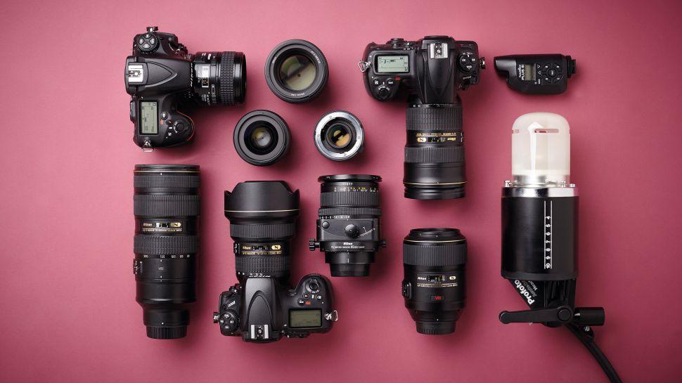 ống kính DSLR Nikon tốt nhất