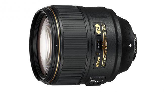 ong kinh Nikon 105mm f1.4E ED