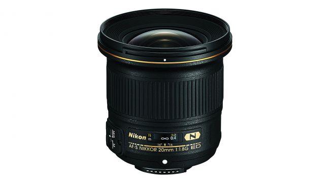 ống kính Nikon 20mm f1.8G ED