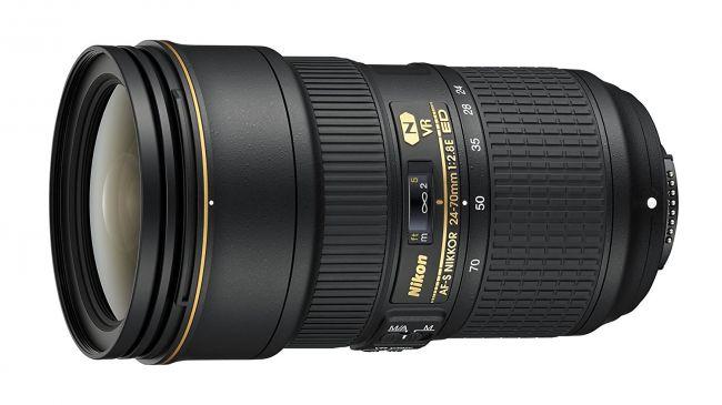 ong kinh Nikon 24-70mm f2.8E ED VR