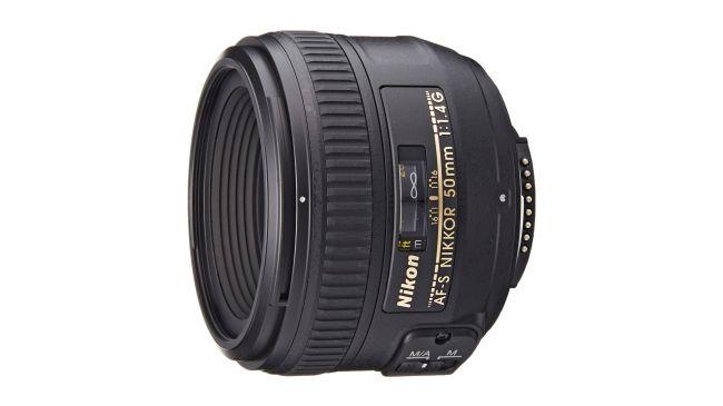 ong kinh Nikon 50mm f1.4G