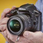 7 Cài đặt máy ảnh DSLR Nikon bị lãng quên