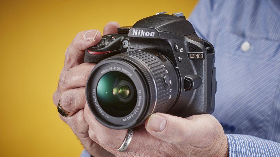 Cài đặt máy ảnh DSLR Nikon