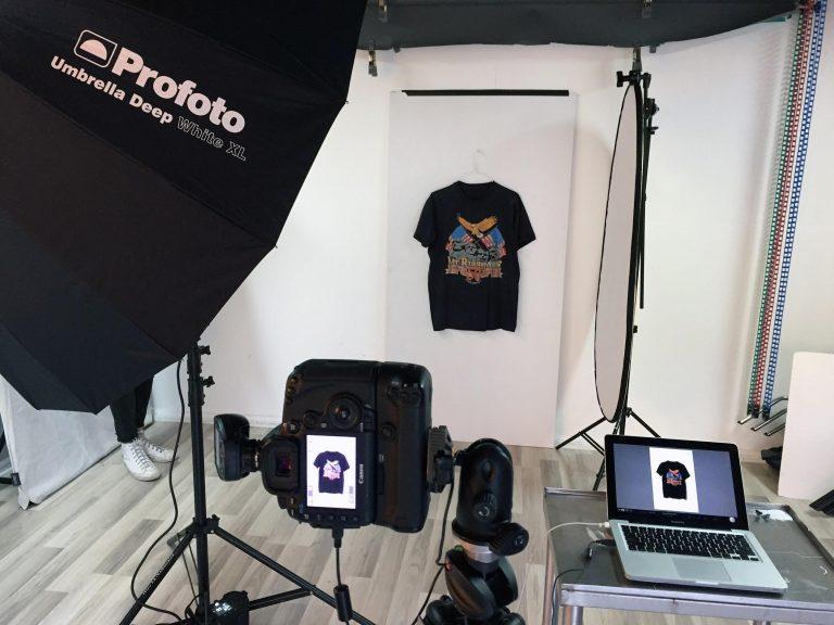 Chụp hình sản phẩm cho người mới